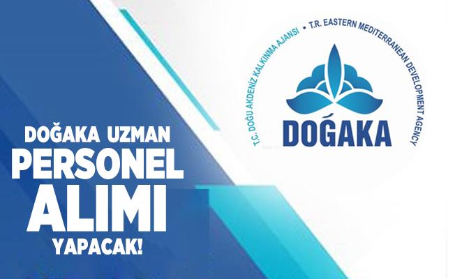 Doğu Akdeniz Kalkınma Ajansı uzman personel alımı yapacağını duyurdu!