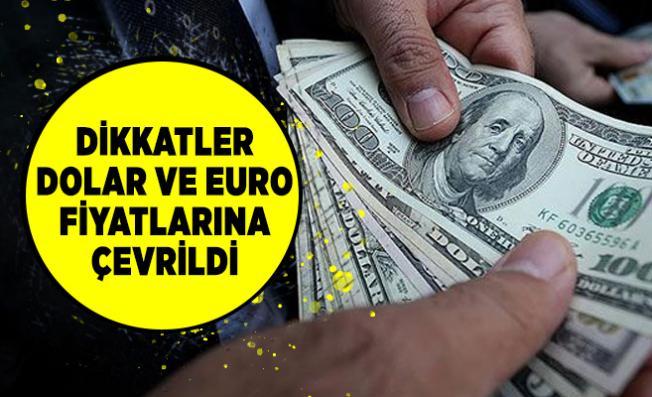 Dolar ve Euro bugün ne kadar? Döviz kuru son durum