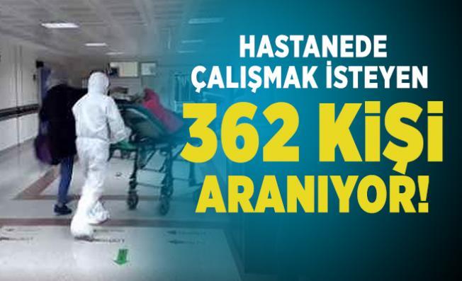 Elazığ Fırat Üniversitesi KPSS'siz KPSS'li hastanede çalışacak 362 sağlık personeli arıyor!
