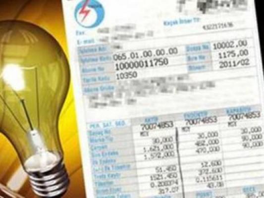 Elektriğe Yüzde 108 Zam!