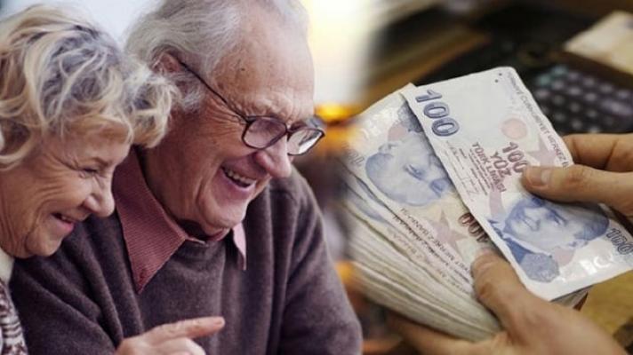 Emekli bayram ikramiyesinin 1500 TL'ye çıkarılmasını öngören yasa teklifi meclise sunuldu!