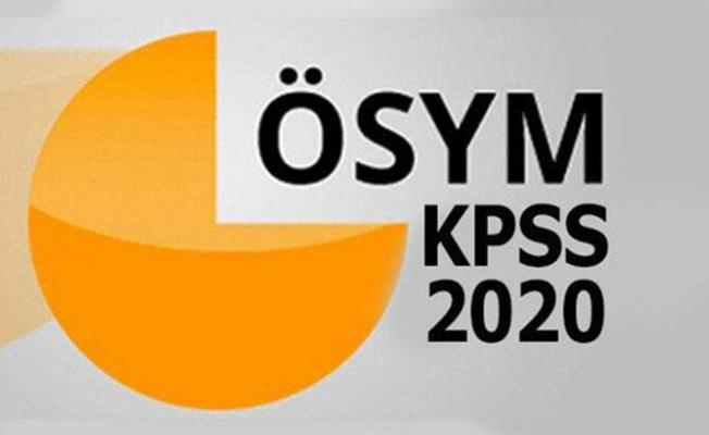 KPSS başvuru yapamayanlara son fırsat! KPSS geç başvurusu yarın başlıyor! 2020 KPSS geç başvuru tarihi