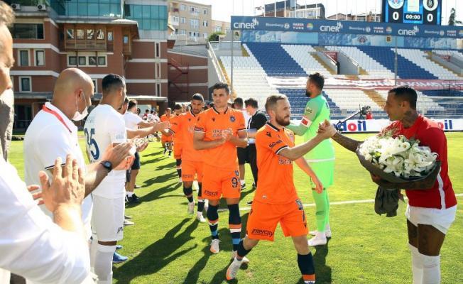 Medipol Başakşehir Kasımpaşa'ya 3-2 yenildi!