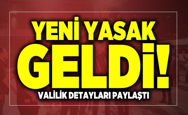 Son dakika 3 milyon insanın yaşadığı Bursa'da yeni yasak geldi! Valilik detayları paylaştı