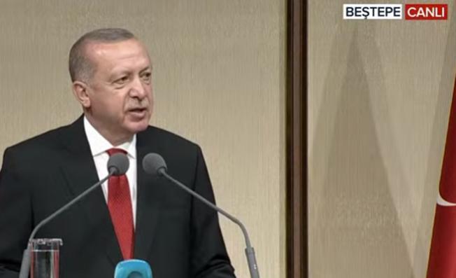 Son dakika Cumhurbaşkanı Erdoğan canlı yayında açıkladı!