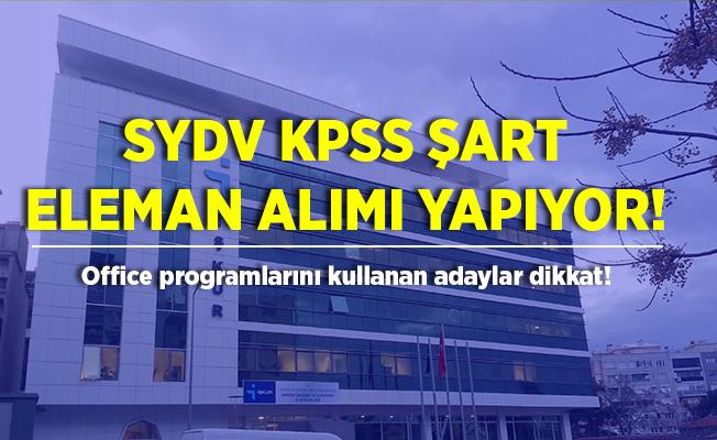 Sosyal Yardımlaşma ve Dayanışma Vakfı'na KPSS şartsız eleman alınıyor! Office programlarına hakim olan adaylar dikkat!