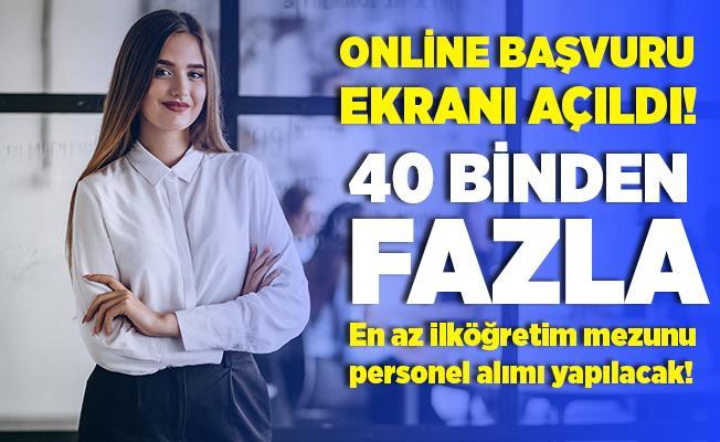 2 Ağustos İŞKUR yeni iş ilanları yayımlandı! Tüm Türkiye'de binlerce personel alımı yapılacak! Online başvuru ekranı
