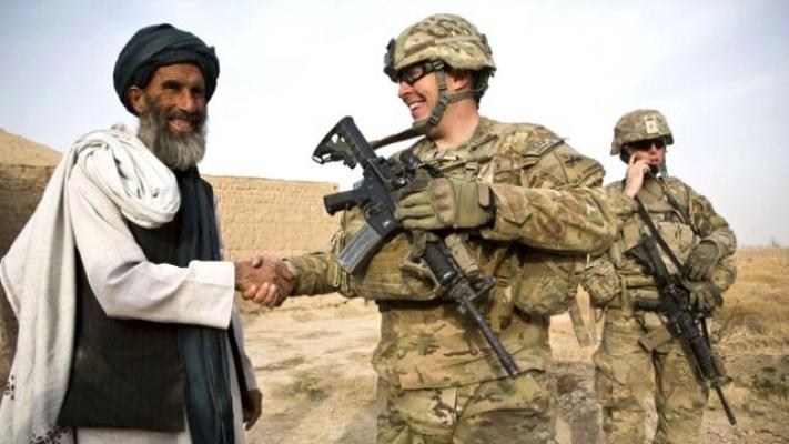 ABD askerleri Afganistan'dan kısmen çekiliyor!