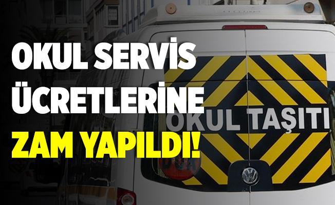 Ankara ve İzmir'de okul servis ücretleri belli oldu! Zam geliyor!