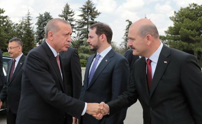 Cumhurbaşkanı Erdoğan'dan sonra AK Parti'nini başına geçecek isim açıklandı!