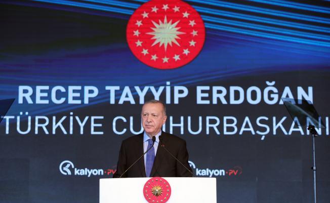 Cumhurbaşkanı Erdoğan'ın müjdesi!