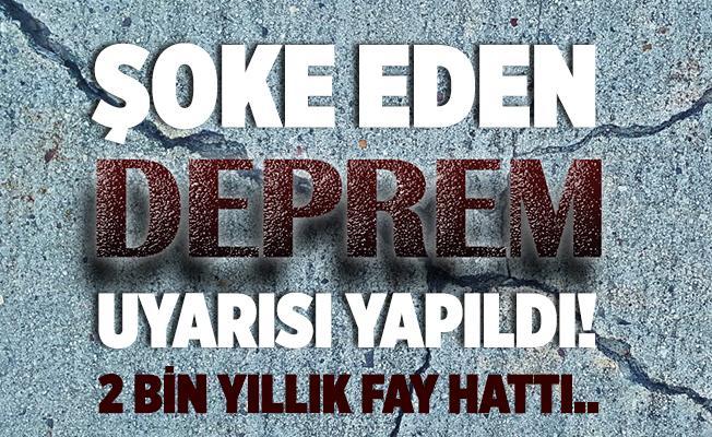 Deprem araştırmacısı Ahmet Yakut'tan şoke eden deprem uyarısı! 2 bin yıllık fay..