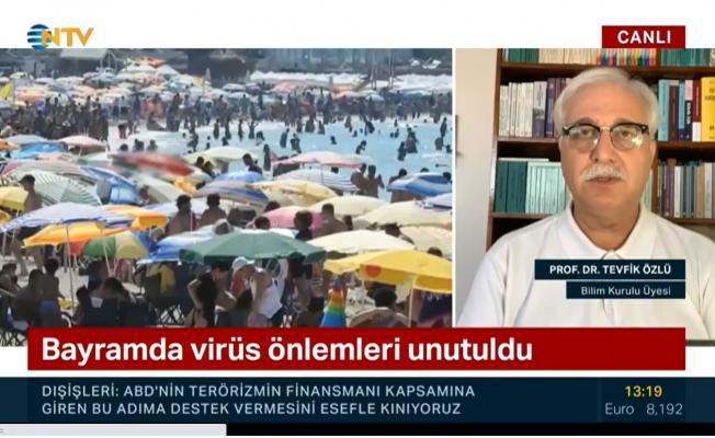 Flaş bilgilendirme! Türkiye'de vaka sayısında patlama olabilir!