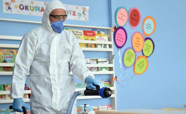 Korona virüsü tespit edilen okulların listesi yayınlandı!