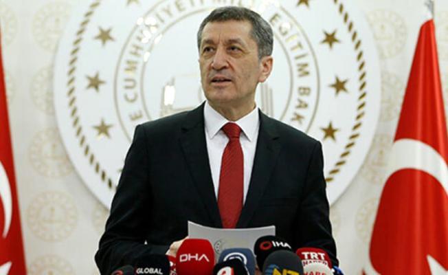 Milli Eğitim Bakanı Ziya Selçuk'tan son dakika okulların açılması hakkında yeni açıklama!
