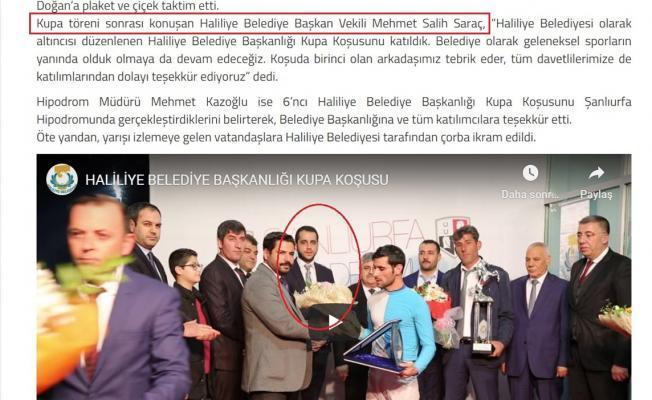 O AKP'li ismin istifa etmesi de yalan çıktı!