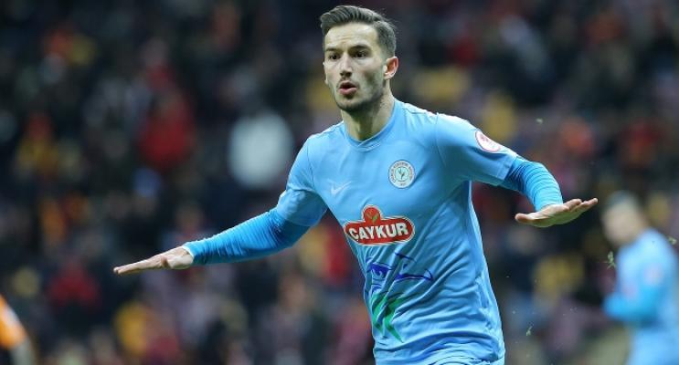 Oğulcan Çağlayan Galatasaray'a transfer oldu!