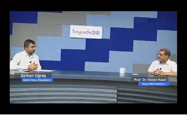 Rektör Hasan Kaya'dan skandal açıklama! Yuh dedirtecek bir benzetme yapan Rektöre tepkiler dinmiyor!