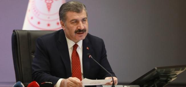 Son dakika güncel vaka sayısı! 3 Ağustos Koronavirüs vaka tablosu hakkında Sağlık Bakanı Açıklama yaptı!