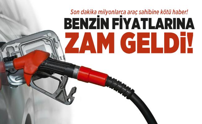 Son dakika milyonlarca araç sahibine kötü haber! Benzin fiyatlarına zam geldi!