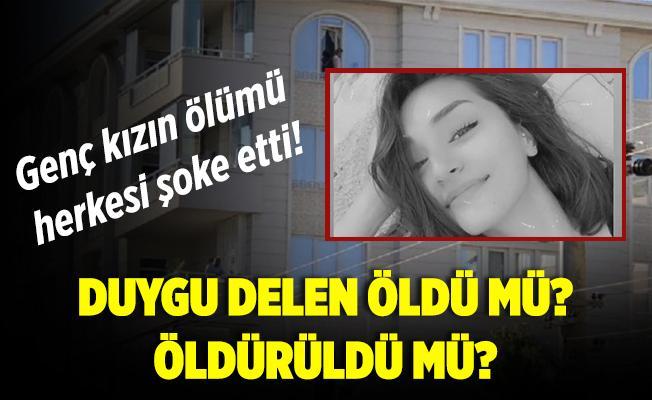 Sosyal medya Duygu için adalet diyerek ayağa kalktı! 17 yaşındaki genç kızın ölümü herkesi şoke etti!