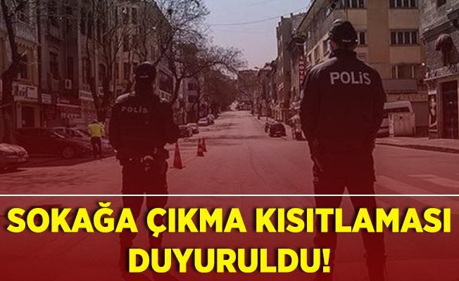 Afyonkarahisar'da 65 yaş üstü vatandaşlara sokağa çıkma kısıtlaması getirildi!
