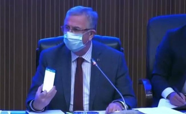 Ankara'da corona virüs salgını ile ilgili Belediye Başkanı Mansur Yavaş'tan şok eden açıklama! Belediye koronavirüsten kırılıyor