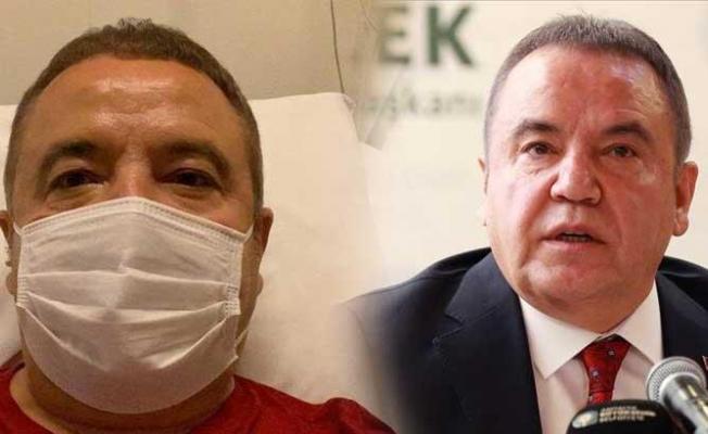 Antalya Büyükşehir Belediye Başkanı Muhittin Böcek'in PCR test sonucu açıklandı