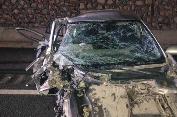 Belediye başkanı kaza yaptı! Kazada 7 kişi yaralandı