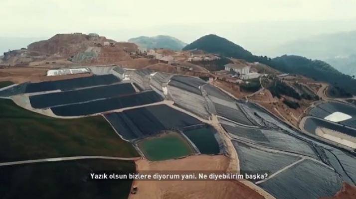 Cennetin ortasında bir cehennem yaratıldı! TEMA vakfından dikkat çeken video paylaşımı