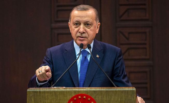 Cumhurbaşkanı Erdoğan ekonomimizin tavana doğru pik yaptığını iddia etti!
