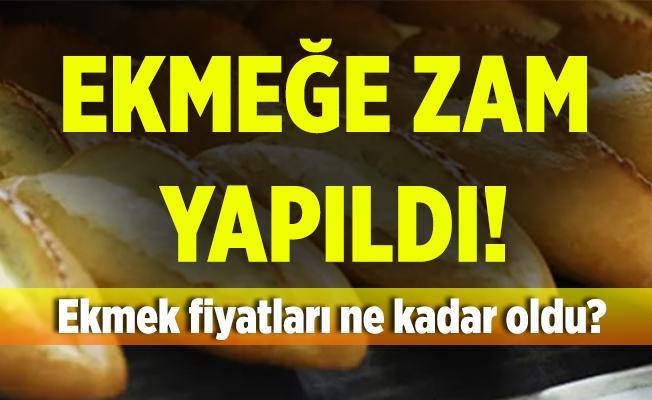 Ekmeğe zam geldi! Ankara'da ekmek fiyatları ne kadar oldu?