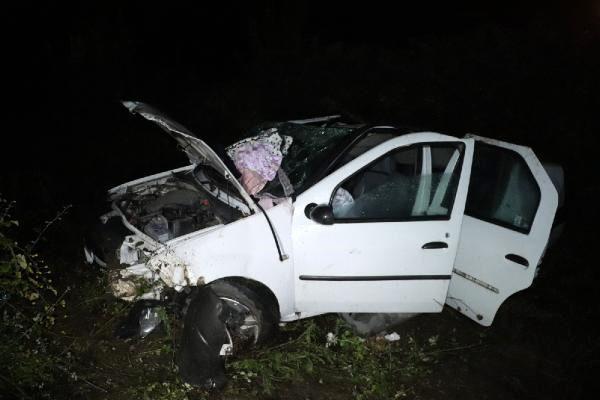 Ereğli'nin Subaşı mevkiinde trafik kazası! 3 Yaralı
