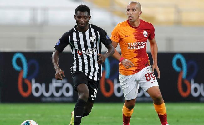 Galatasaray Avrupa'da çok farklı!