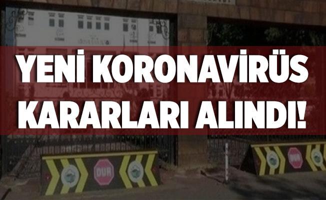 HES kodu zorunluluğu artmaya devam ediyor! Balıkesir'de yeni karar!
