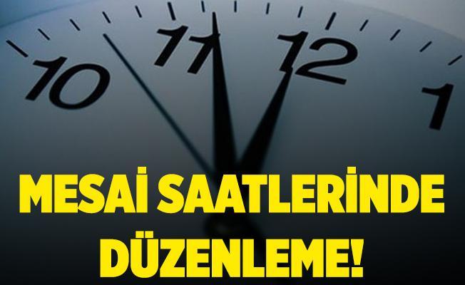 İstanbul'da mesai saatleri değişecek mi? İstanbul'da özel sektör mesai saatleri ne olacak?