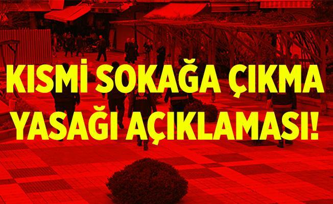 İYİ Partili Lütfü Türkkan: Kısmi sokağa çıkma yasakları gündeme gelmeli!