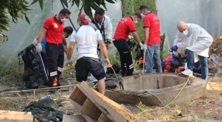 Kayıp Fuat Baz'ın cesedi bulundu!