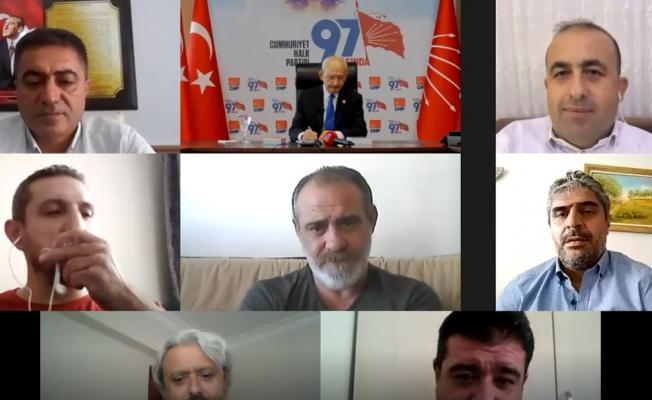 Kılıçdaroğlu: Para topladılar, yardım topladılar, topladıkları parayı yediler!