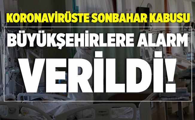Koronavirüste büyükşehirlere alarm verildi! Ankara'da azalacak ama..