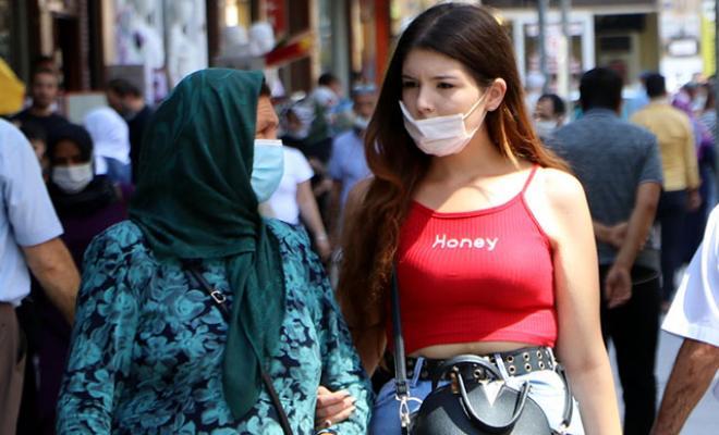 Kullanılan maskelerin yüzde 99'u taşıması gereken standartların altında!