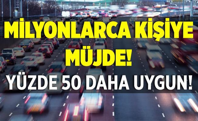 Milyonlarca araç sahibini yakından ilgilendiriyor! Trafik sigortası ve kaskoda bunları yaparsanız yüzde 50 daha ucuz!