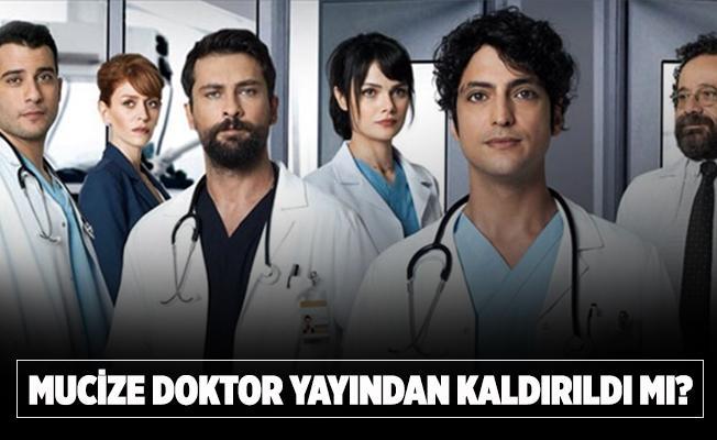 Mucize Doktor yayından kaldırıldı mı? Mucize Doktor yeni bölümleri yayınlanmayacak mı?