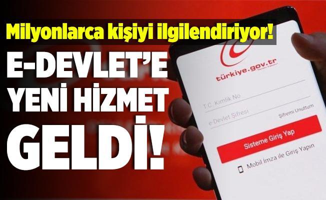 ÖSYM Başkanı Aygün açıkladı! ÖSYM Aday İşlemleri Sistemi artık e-Devlet'te!