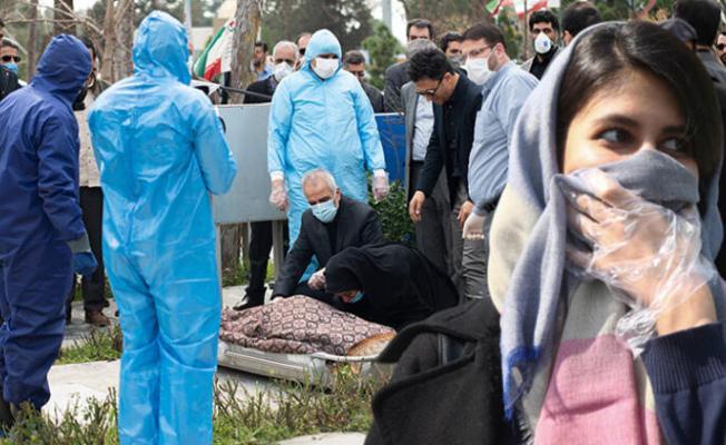 Son dakika Türkiye'nin sınır komşusu İran'da corona virüs salgını nedeniyle 184 Kişi hayatını kaybetti!