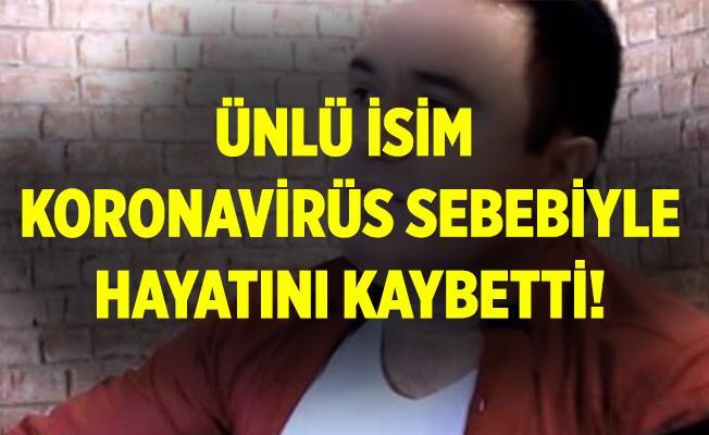 Ünlü türkücü Taner Olgun koronavirüs sebebiyle hayatını kaybetti! Tenar Olgun kimdir?
