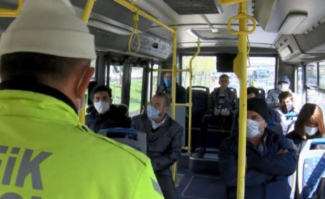 Valilik Duyurdu! 65 yaş ve üzeri vatandaşların toplu taşıma araçlarını kullanmasına kısıtlama getirildi