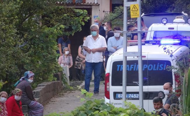 Zonguldak'da bir baba 9 yaşındaki oğlunu dolabın içerisinde asılı buldu!