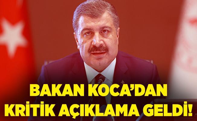 1 Ekim koronavirüs tablosu açıklandı! Türkiye'de son 24 saatte kaç kişi öldü? Kaç yeni vaka tespit edildi?