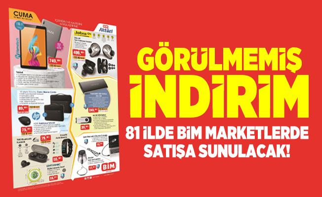 16 Ekim BİM Aktüel Ürünler bugün satışa sunulacak! BİM 16 Ekim 2020 Aktüel ürünler kataloğu